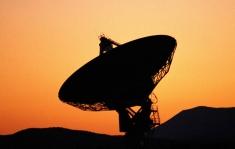 Спутниковый интернет VSAT-станция: земная станция двухсторонней связи
